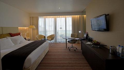 فندق كراون بلازا أبوظبي, جزيرة ياس  - Single Bed Guest Room