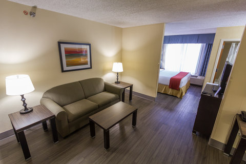 Holiday Inn Express & Suites AUSTIN AIRPORT - Standard King Suite Room