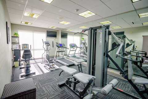 Holiday Inn Express & Suites AUSTIN AIRPORT - Fitness Center