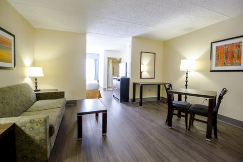 Holiday Inn Express & Suites AUSTIN AIRPORT - Executive Suite