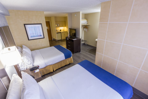 Holiday Inn Express & Suites AUSTIN AIRPORT - Double Bed Guest Room