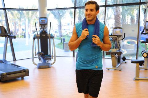فندق إنتركونتيننتال أبو ظبي  - Fitness Center
