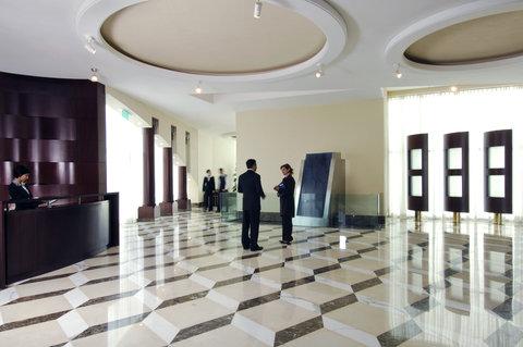 فندق إنتركونتيننتال أبو ظبي  - Meeting Quarters