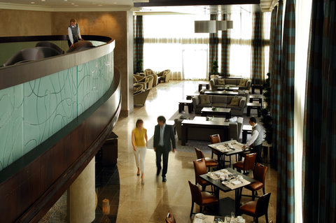 فندق إنتركونتيننتال أبو ظبي  - Club Floor Lounge