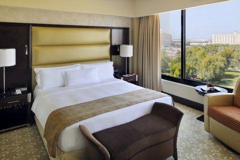 فندق إنتركونتيننتال أبو ظبي  - Guest Room