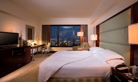 فندق إنتركونتيننتال أبو ظبي  - King Bed Guest Room