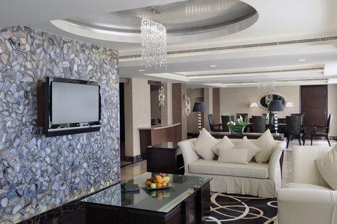 فندق إنتركونتيننتال أبو ظبي  - Presidential Suite