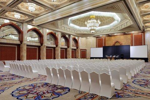 فندق إنتركونتيننتال أبو ظبي  - Grand Ballroom
