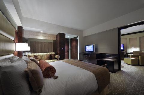 فندق إنتركونتيننتال أبو ظبي  - Club Suite