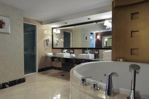 فندق إنتركونتيننتال أبو ظبي  - Bathroom