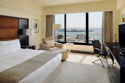 فندق إنتركونتيننتال أبو ظبي  - Deuxe Room