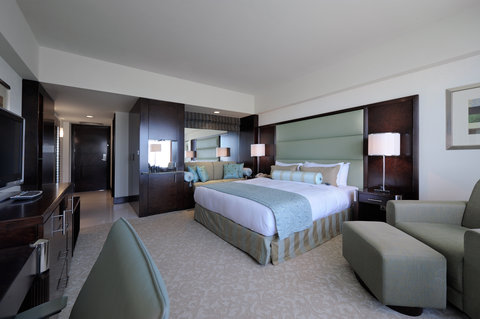 فندق إنتركونتيننتال أبو ظبي  - Single Bed Guest Room