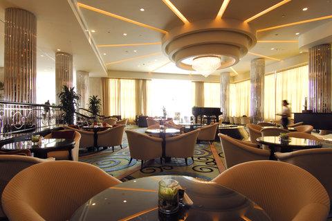 فندق إنتركونتيننتال أبو ظبي  - Lobby Piano Lounge