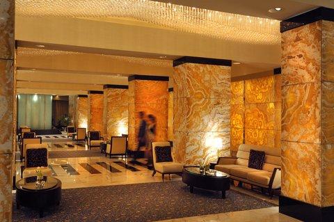 فندق إنتركونتيننتال أبو ظبي  - Hotel Lobby
