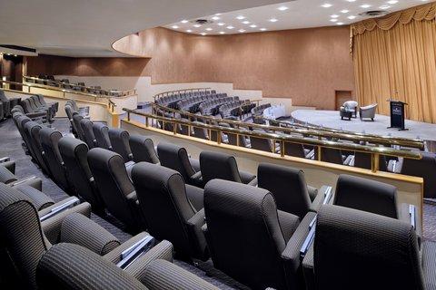 فندق إنتركونتيننتال أبو ظبي  - Auditorium