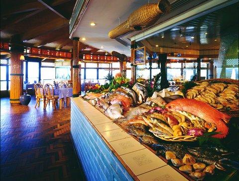 فندق إنتركونتيننتال أبو ظبي  - Fishmarket