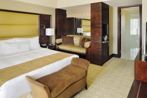 فندق إنتركونتيننتال أبو ظبي  - Double Bed Guest Room
