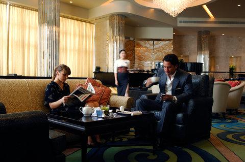 فندق إنتركونتيننتال أبو ظبي  - Piano Lounge