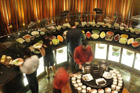 فندق إنتركونتيننتال أبو ظبي  - Chamas Brazilian Restaurant