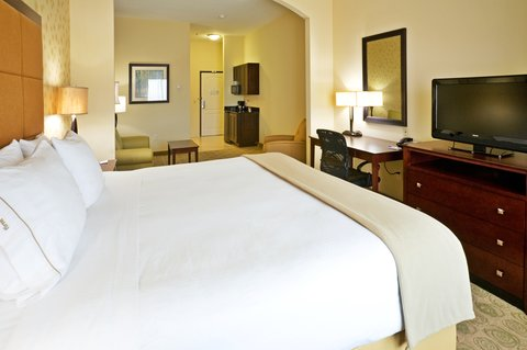 Holiday Inn Express & Suites DALLAS EAST - FAIR PARK - King Bed Guest Room