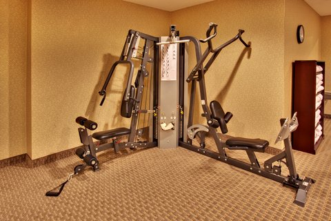 Holiday Inn Express Hotel & Suites Council Bluffs Conv Ctr Area - Fitness Center