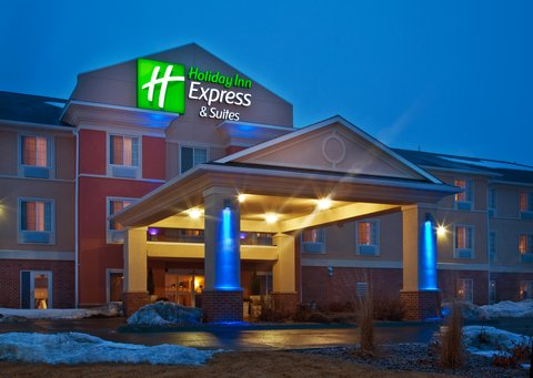 Holiday Inn Express Hotel & Suites Council Bluffs Conv Ctr Area - Hotel Exterior