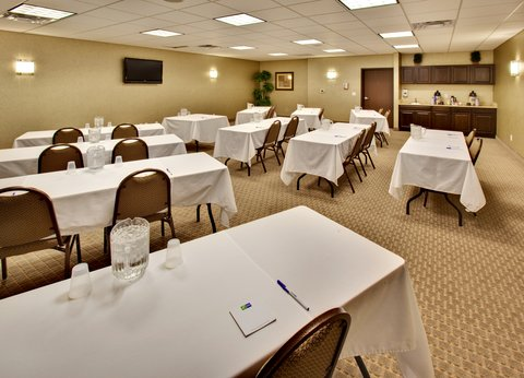 Holiday Inn Express Hotel & Suites Council Bluffs Conv Ctr Area - Meeting Room