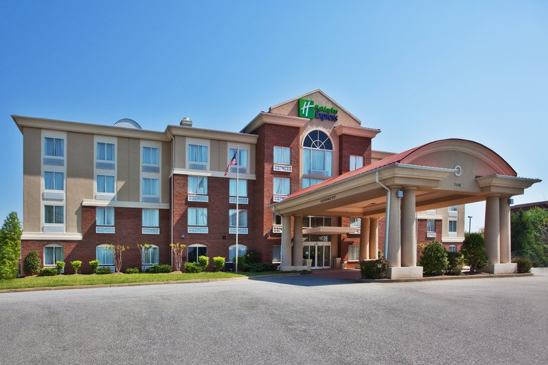 HOLIDAY INN EXP STES JOHN CREEK