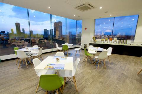 Holiday Inn Express & Suites PUEBLA ANGELOPOLIS - Breakfast Area