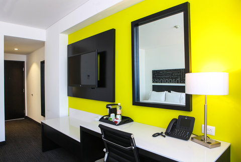 Holiday Inn Express & Suites PUEBLA ANGELOPOLIS - Guest Room