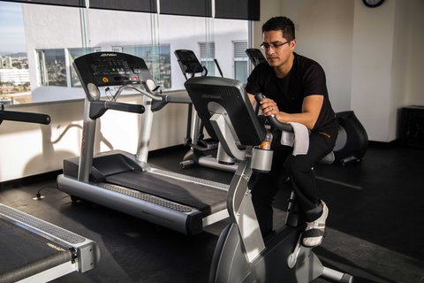Holiday Inn Express & Suites PUEBLA ANGELOPOLIS - Fitness Center