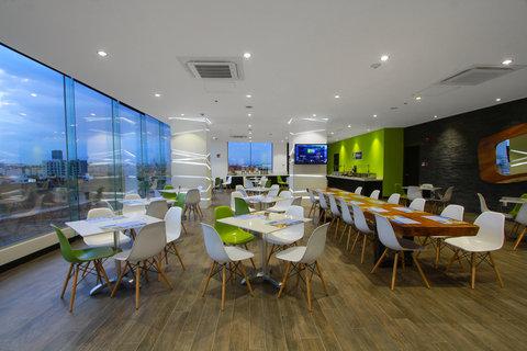 Holiday Inn Express & Suites PUEBLA ANGELOPOLIS - Restaurant