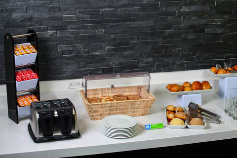 Holiday Inn Express & Suites PUEBLA ANGELOPOLIS - Sweet and Savory Bread Bar