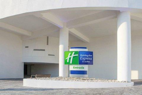 Holiday Inn Express & Suites PUEBLA ANGELOPOLIS - Entrance