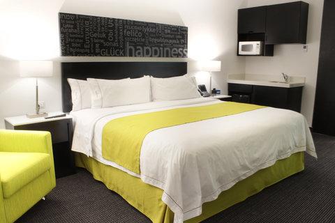 Holiday Inn Express & Suites PUEBLA ANGELOPOLIS - Suite