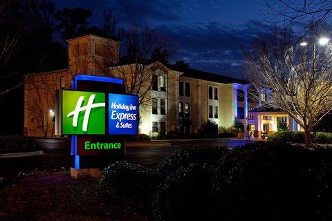 Holiday Inn Express & Suites LEXINGTON-HWY 378 - Hotel Exterior