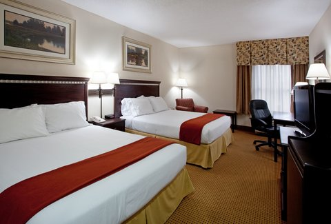 Holiday Inn Express & Suites LEXINGTON-HWY 378 - Double Bed Guest Room