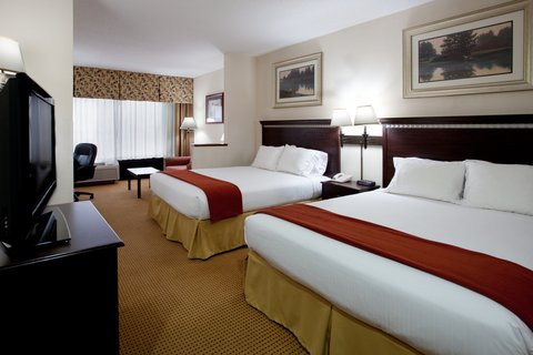 Holiday Inn Express & Suites LEXINGTON-HWY 378 - Suite