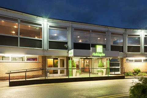 Holiday Inn CHESTER - SOUTH - Hotel Exterior