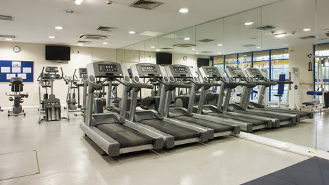 Holiday Inn CHESTER - SOUTH - Hotel Gym