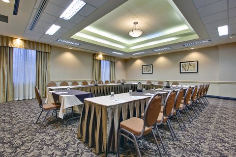 Holiday Inn Hotel And Suites Windsor Ambassador Bridge - Holiday Inn   Suites Meeting Space