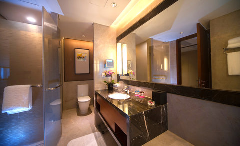 Crowne Plaza WUXI TAIHU - Guest Bathroom