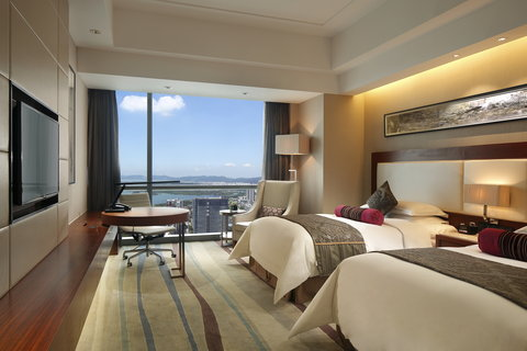 Crowne Plaza WUXI TAIHU - Double Bed Guest Room