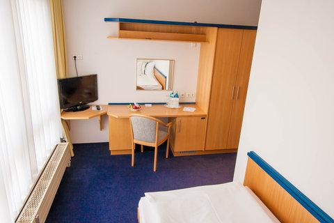 Holiday Inn LEIPZIG - GÜNTHERSDORF - Single Bed Guest Room