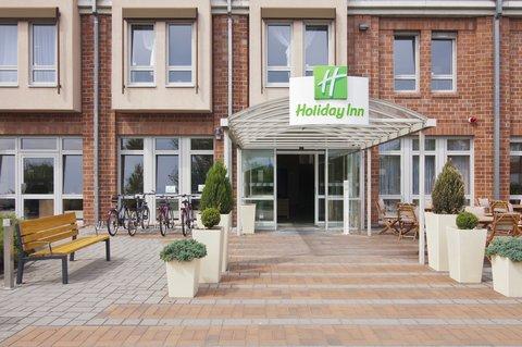 Holiday Inn LEIPZIG - GÜNTHERSDORF - Entrance