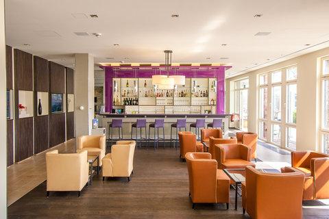 Holiday Inn LEIPZIG - GÜNTHERSDORF - Lobby Lounge
