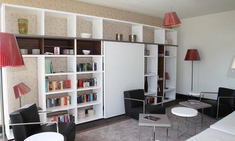 Holiday Inn LEIPZIG - GÜNTHERSDORF - Library