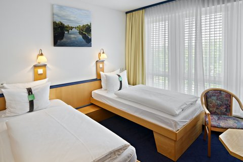 Holiday Inn LEIPZIG - GÜNTHERSDORF - Standard Room Twin