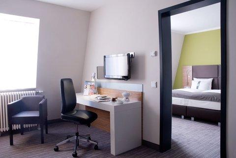 Holiday Inn LEIPZIG - GÜNTHERSDORF - Comfort King Suite