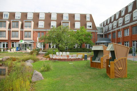 Holiday Inn LEIPZIG - GÜNTHERSDORF - Garden
